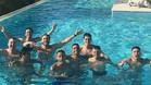 Neymar disfruta en Ibiza junto a un grupo de amigos