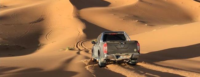 Nissan Navara: Pura diversión offroad