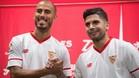 Pizarro y Banega refuerzan la media del Sevilla