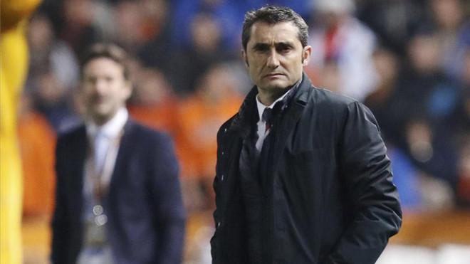 """Valverde: """"Es un momento duro, pero tenemos que seguir juntos y reaccionar"""""""