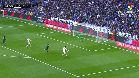 El cuento de Cristiano Ronaldo al fallar una clara ocasión de gol