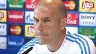 """Zidane: """"Simeone tiene todo lo que tiene que tener un entrenador"""""""