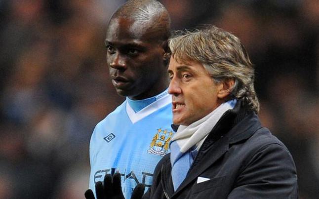 Mancini aconseja a Balotelli