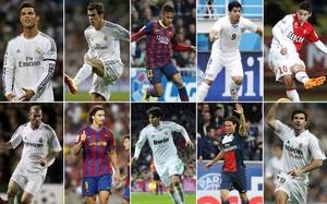 Los diez fichajes más caros de la historia del fútbol