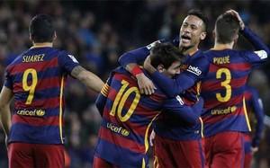 Messi fue el protagonista de la última remontada, ante el Sevilla en la Liga