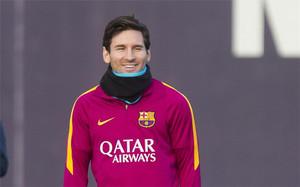 Messi, la estrella argentina del FC Barcelona