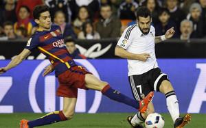 Bartra quiere cumplir más partidos con el Barça