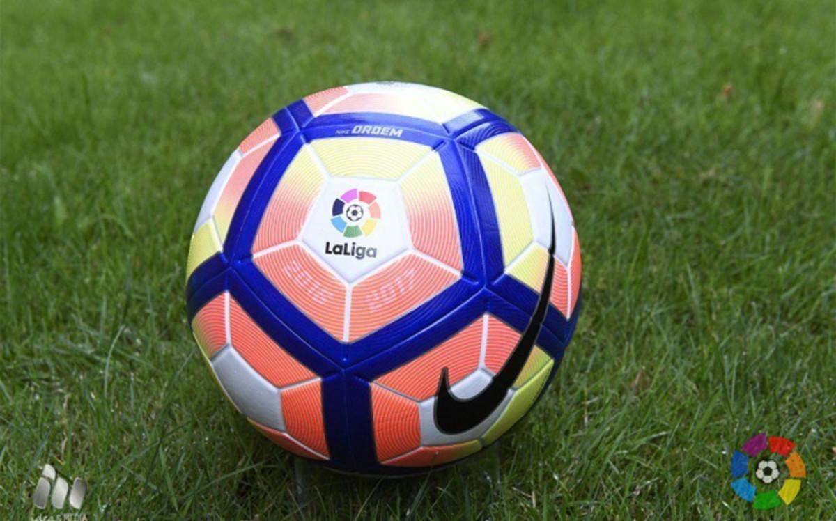 Este es el balón de la Liga 2016/2017