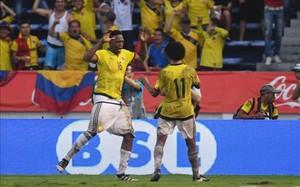 Yerry Mina, un jugador importante para Colombia
