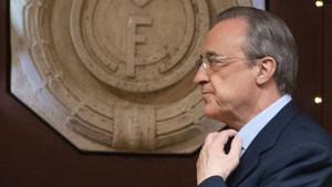 Florentino Pérez tiene miedo a perder una Liga que ya daba por ganada