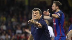 Xavi Pascual pasó revista a la actualidad del Barça Lassa