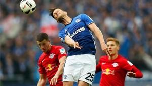 Huntelaar impidió con su gol el triunfo del Leipzig
