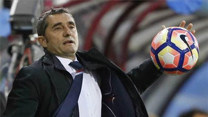 Ernesto Valverde, actual técnico del Athletic