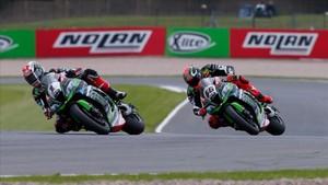 Rea y Sykes superbike