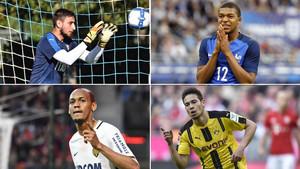 Los jugadores que pretende el PSG