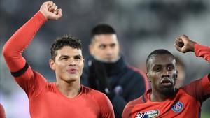 Thiago Silva y Matuidi, últimos objetivos de la Juventus