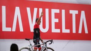 La Vuelta 2018 ya no tendrá a Contador, que se despide este año