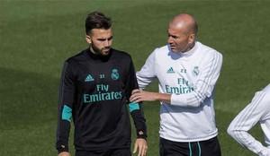Zidane cuenta con Borja Mayoral