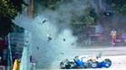 Así fue el accidente de Ayrton Senna