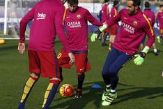 El Barcelona ya tiene programados los entrenamientos
