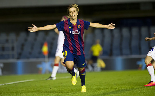 Barcelona expected to make their women 39 s team professional next season - Forlady barcelona ...