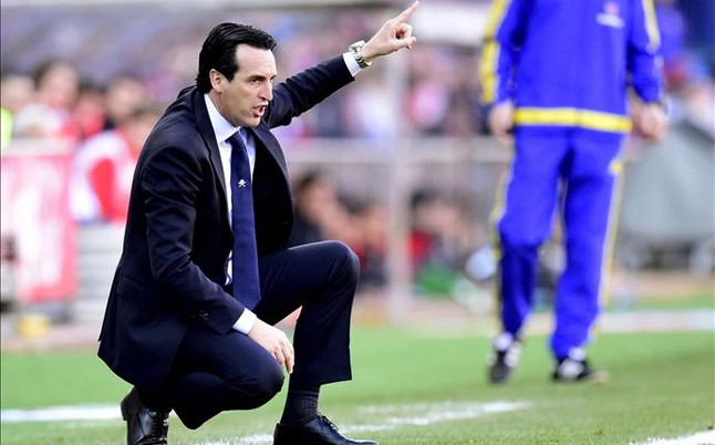 "Emery no quiere ""pensar en la final"" pese al 4-0 de la ida"