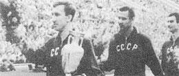 I EUROCOPA (FRANCIA 1960) - Campeón: URSS