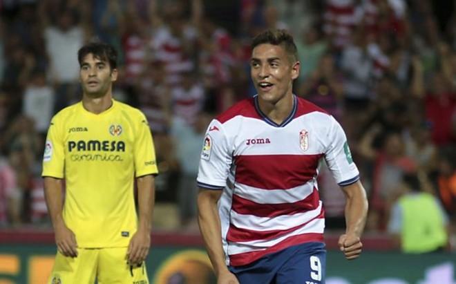 El Granada suspira por los goles de Ponce