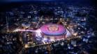 Imagen virtual del nuevo Camp Nou