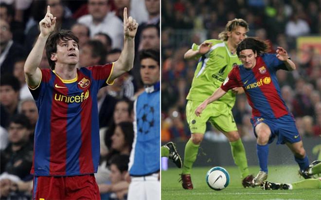 Messi tiene garantizado un puesto en la final del torneo
