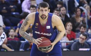 Moerman, uno de los recién llegados al Barça Lassa esta temporada