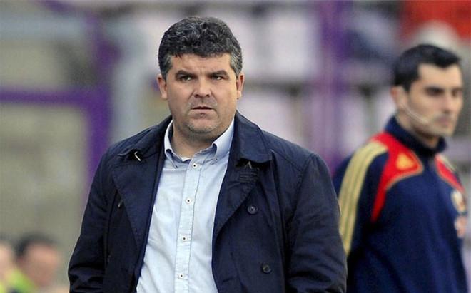 On�simo, entrenador del Toledo