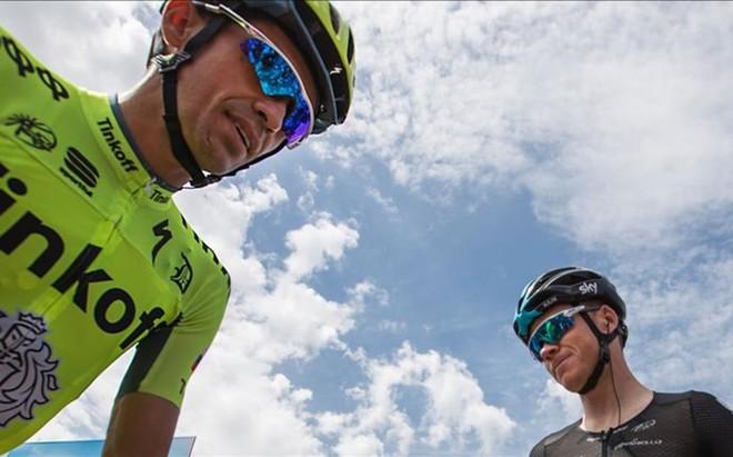 Contador pudo salvar el d�a con creces