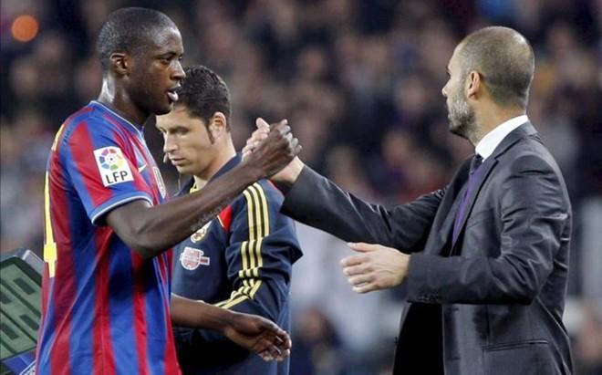 Yaya Touré estaría dispuesto a seguir y trabajar con Guardiola