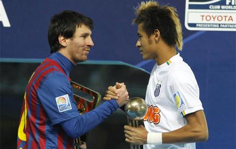 Messi-Neymar: Los mejores artilleros del mundo