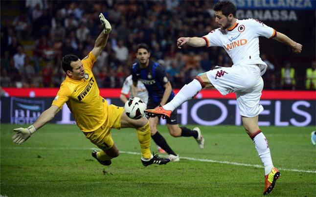 Barça have staggering €23m (!) bid for Inter keeper Handanovic rejected, Moratti wants €30m