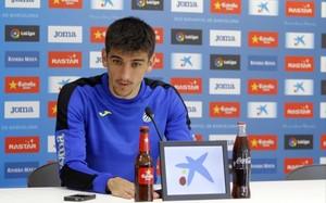 Gerard Moreno es el máximo goleador del Espanyol, con cinco tantos