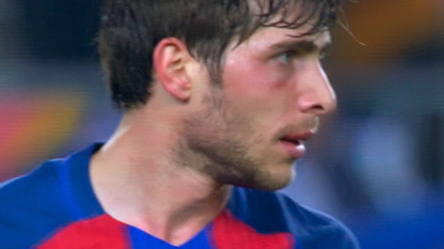 Video resumen: Sergi Roberto no estuvo afortunado en el gol del Leganés
