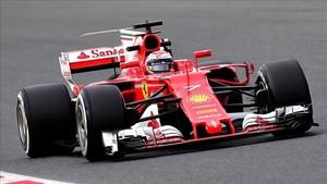 Raikkonen, el más rápido en el Circuit