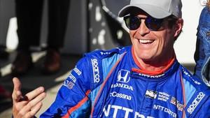 Dixon es una leyenda en el mundo de la IndyCar