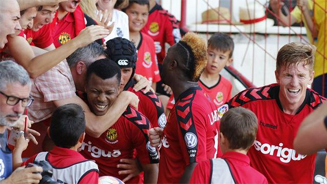 Video resumen: Nàstic de Tarragona - Girona (3-1) - Jornada 40 - Liga 1|2|3
