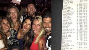 La factura de la discordia que provocó el incendio en las redes y el desmentido de Leo Messi