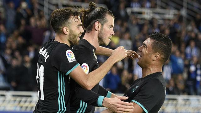 LALIGA   Real Sociedad - Real Madrid (1-3)