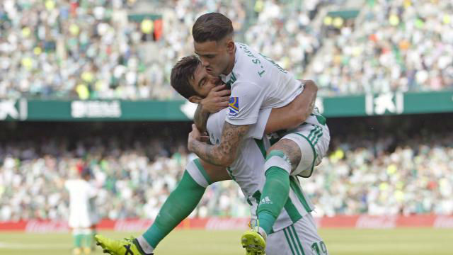 LALIGA   Betis - Alavés (2-0)