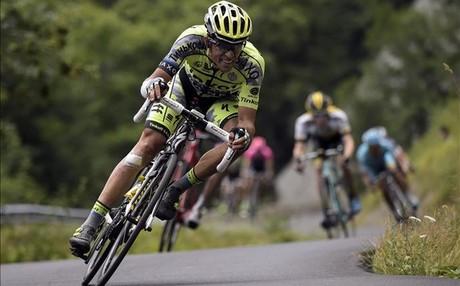 Alberto Contador est� deseando que empiece la competici�n