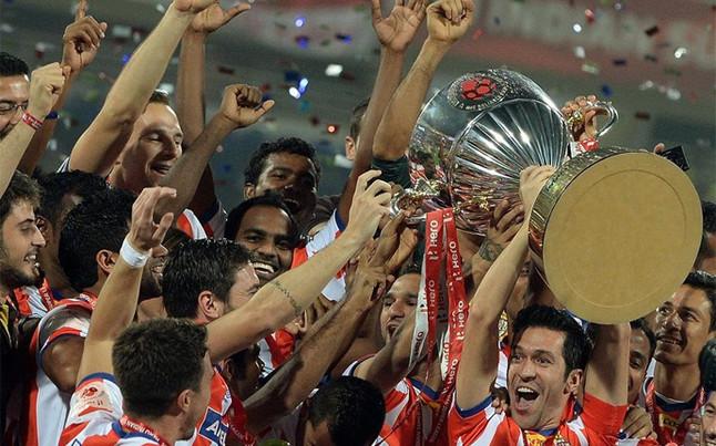El Atlético de Calcuta, campeón en la primera edición de la Superliga india