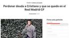 La increíble iniciativa a favor de Cristiano Ronaldo en Change.org