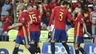España se acerca al Mundial con exhibición al 'tiqui-taca'