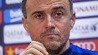 Luis Enrique espera que el Barça mantenga el nivel ante el Eibar