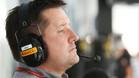 Paul Hembery, director de Pirelli